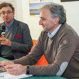 Incontro pubblico CDF alla Riserva Naturale Tevere Farfa - 17 dic 2016 - Massimo Bastiani, Massimiliano Filabozzi - photo Teresa Mancini