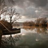 Il Tevere presso Otricoli, foto Maurizio Antonelli