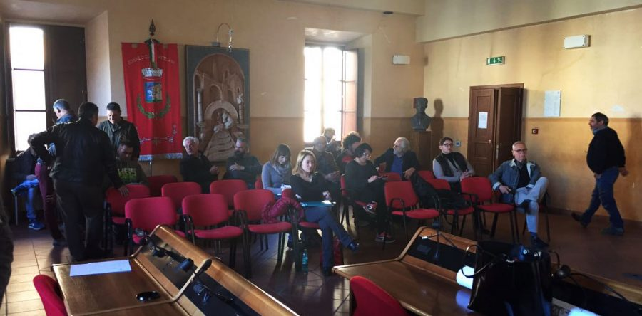 IN PREPARAZIONE DEL DOCUMENTO DI PROGRAMMAZIONE STRATEGICA DEL CDF MEDIA VALLE DEL TEVERE