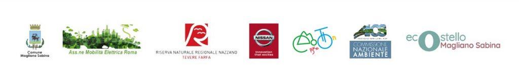 sponsor primo giro mobilità elettrica cdf media valle del tevere
