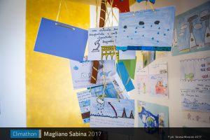 REPORT FINALE CLIMATHON 2017 MAGLIANO SABINA